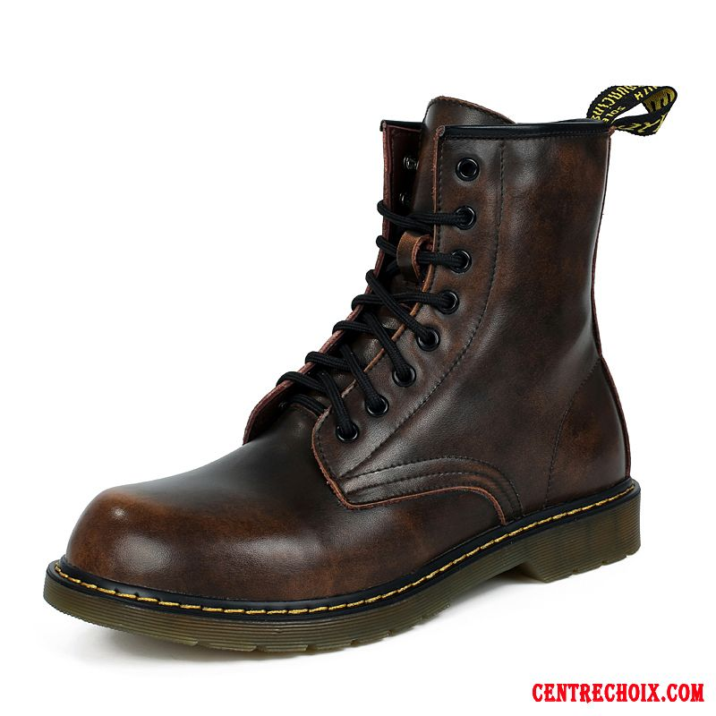 7d8b5681ac9 Chaussures Boots Hommes Soldes