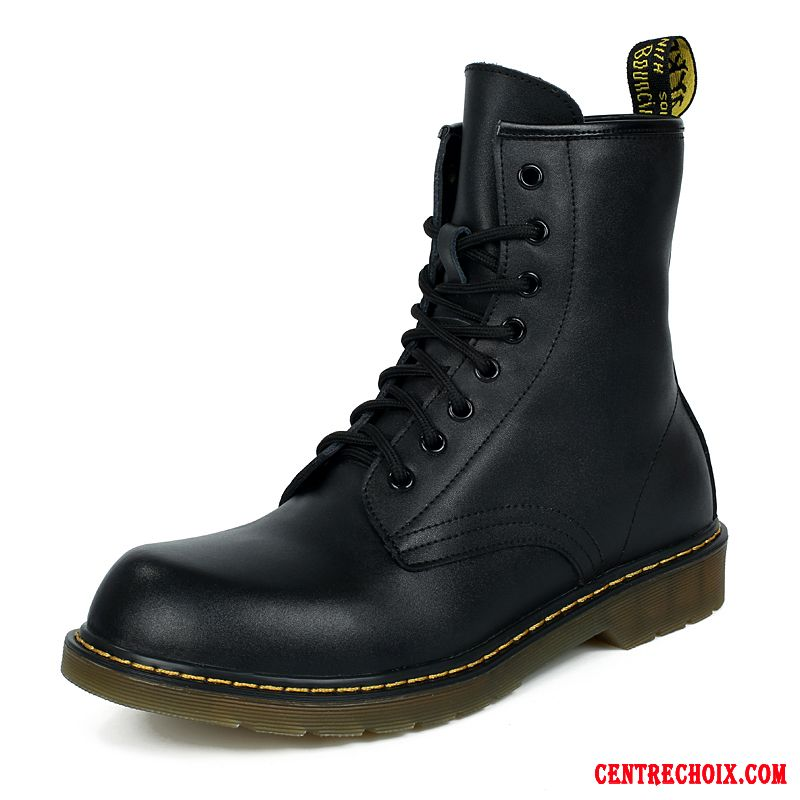 soldes boots homme